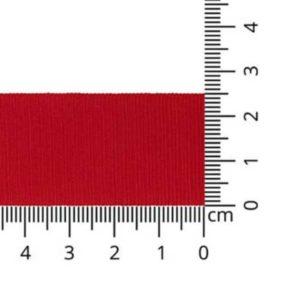 Ripsband 25 mm - rot