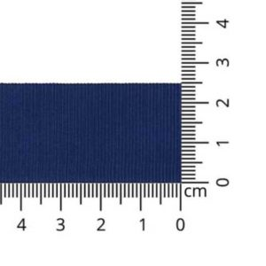 Ripsband 25 mm - dunkelblau