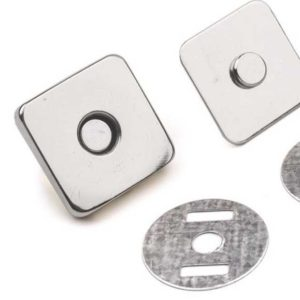 Magnetverschluss 18mm - nickel