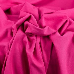 """Jersey Baumwolle - """"Gitte"""" uni - pink"""