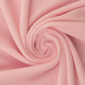 Frottee - uni - rosa