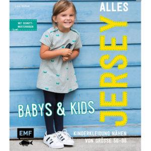 Alles Jersey - Babys & Kids: Kinderkleidung nähen