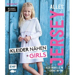 Alles Jersey - Kleider nähen Girls - Christina Edelmann - EMF